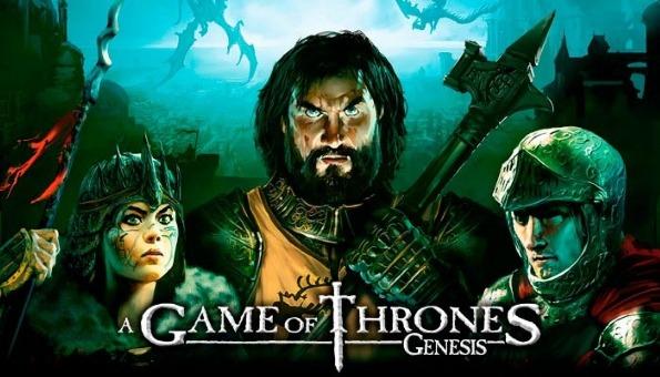 A Game of Thrones: Genesis - Игра престолов: Начало