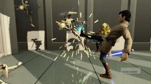 Об игре Kinect Star Wars