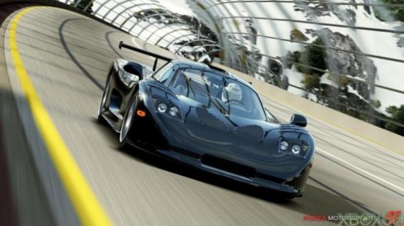 Авто из Forza Motosport 4
