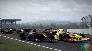 F1 2010 - возвращение королевских гонок на PC