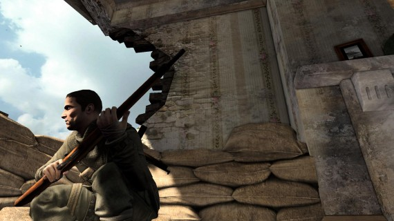 об игре Sniper Elite V2