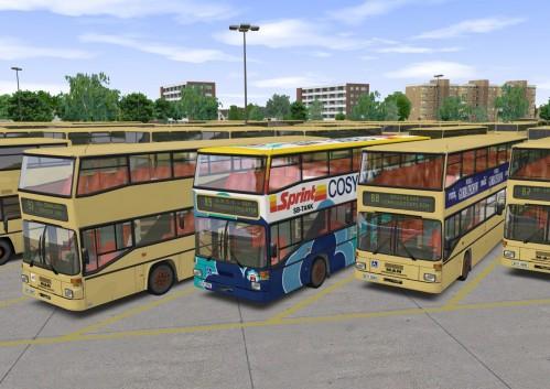 Автобусный симулятор