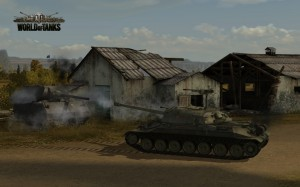 World of Tanks MMO