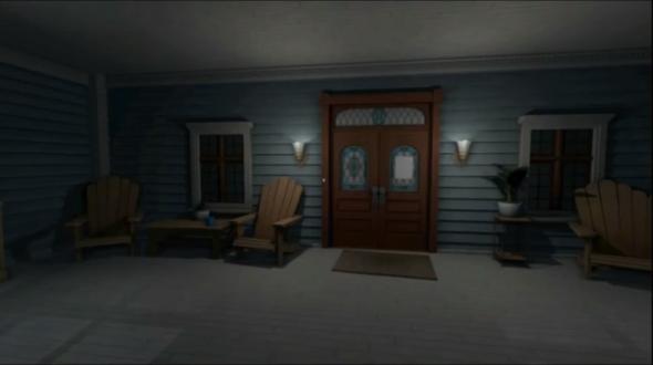 Gone Home - симулятор исследователя заброшенного дома