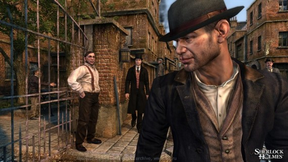 Об игре The Testament of Sherlock Holmes