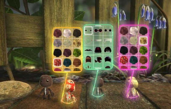 Из игры Little Big Planet