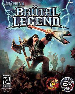 Brutal Legend или новая улучшенная игрушка