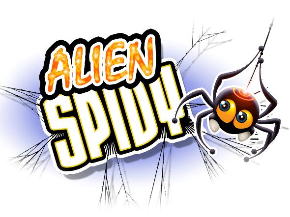 Alien Spidy. To be continued...