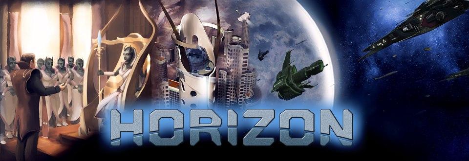 Horizon - долгожданная космическая пошаговая стратегия