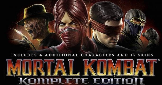 Mortal Kombat Komplete Edition – легендарный файтинг, теперь и на ПК