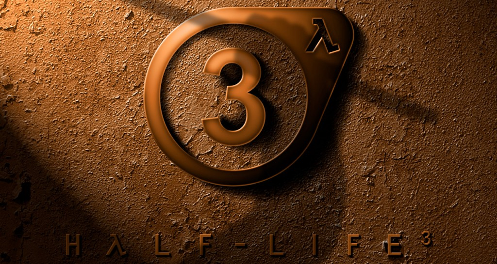 Заявка на регистрацию торговой марки Half-Life 3