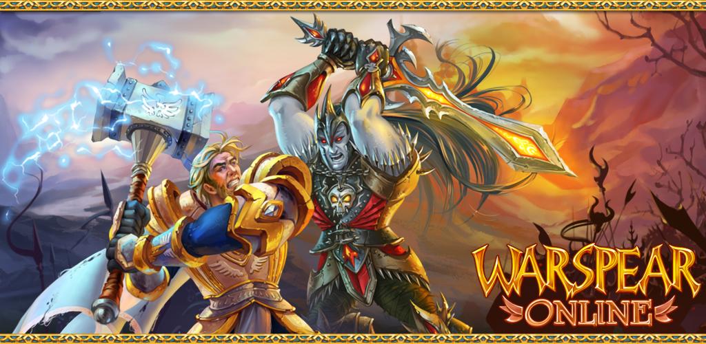 Warspear Online - стрела войны теперь мобильна!