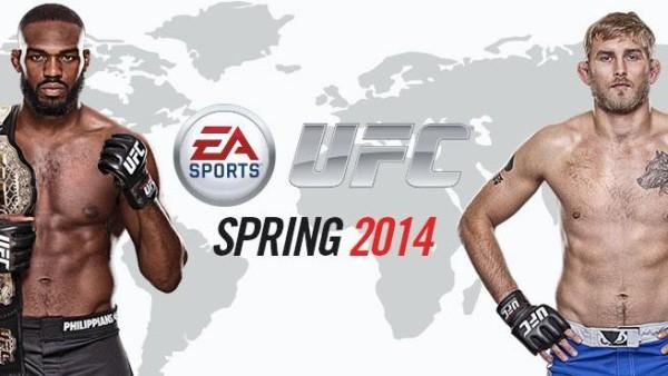 EA Sports UFC – симулятор смешанных единоборств