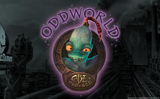 Oddworld: Abe's Oddysee — New 'n' Tasty! – Восставший раб-мудакон Эйб
