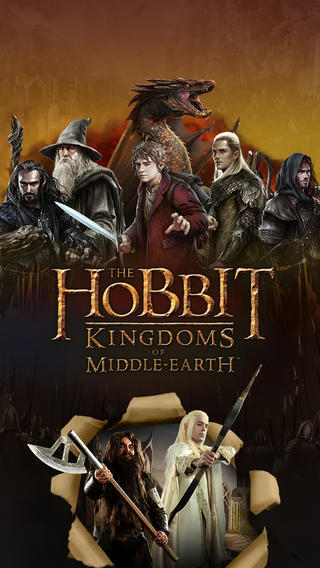The Hobbit: Kingdoms of Middle-earth - стратегия по мотивам одноимённой книги