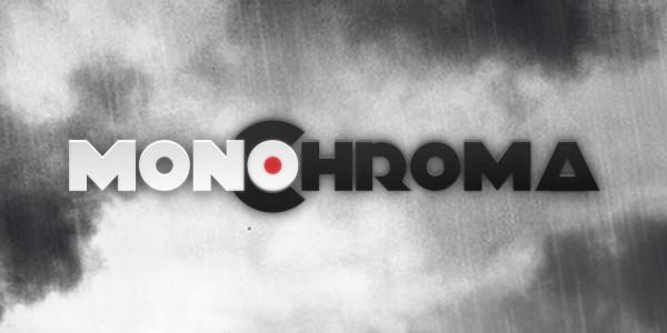 Monochroma – чёрно-белый пазл