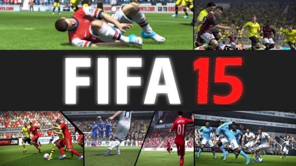FIFA 15 – реалистичная и детализированная серия ФИФА 15