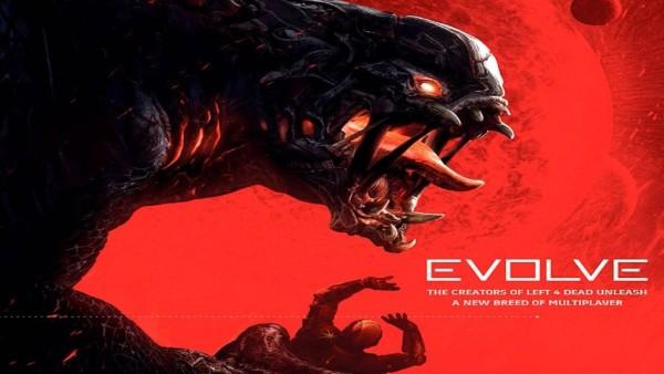 Evolve – большая охота