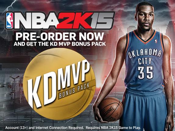 NBA 2K15 – баскетбольный симулятор с фотореалистичной графикой