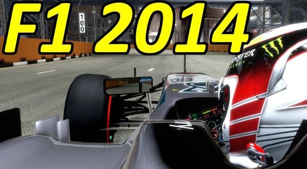 F1 2014 – Симулятор «Королевских гонок»