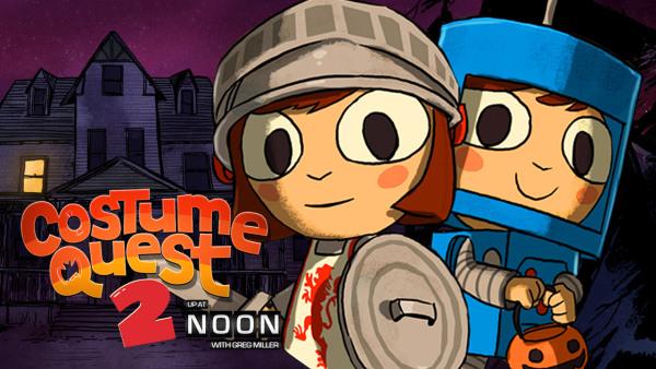 Costume Quest 2 – Перевоплощающиеся костюмы 2