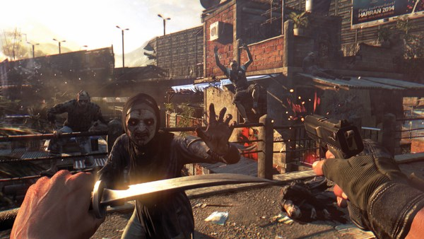Gameplay игры Dying Light