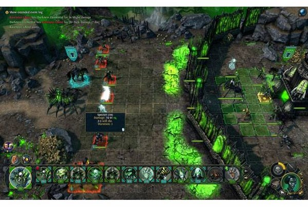 Heroes of Might and Magic сюжет