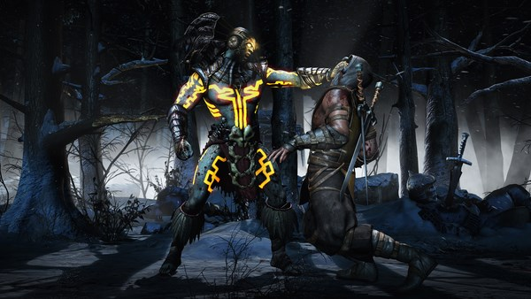 Gameplay игры Mortal Kombat X