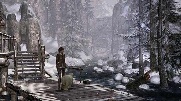 Геймплей игры Syberia 3