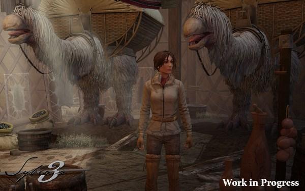 Сюжет игры Syberia 3