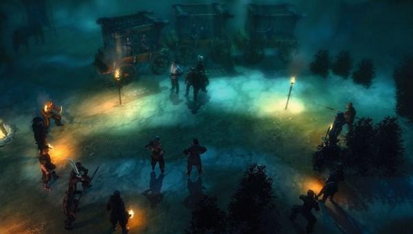 Сюжет игры Blackguard 2