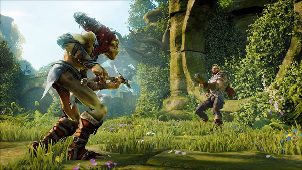 Gameplay Fable Legends