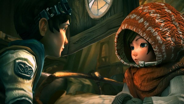 Сюжет игры Silence: The Whispered World 2
