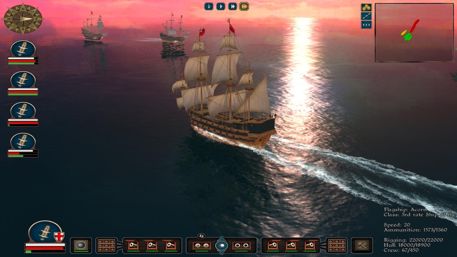 Огнём и мечом 2: На Карибы!