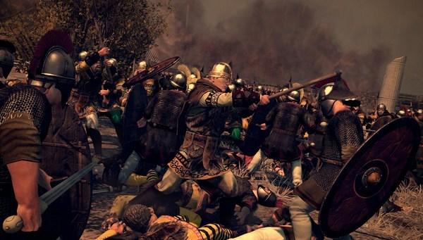 Сюжет игры Total War: Attila