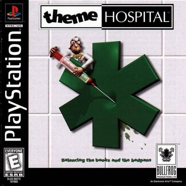 Theme Hospital - возмутительная больница