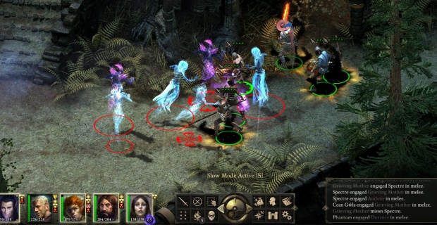 Pillars of Eternity - скриншоты