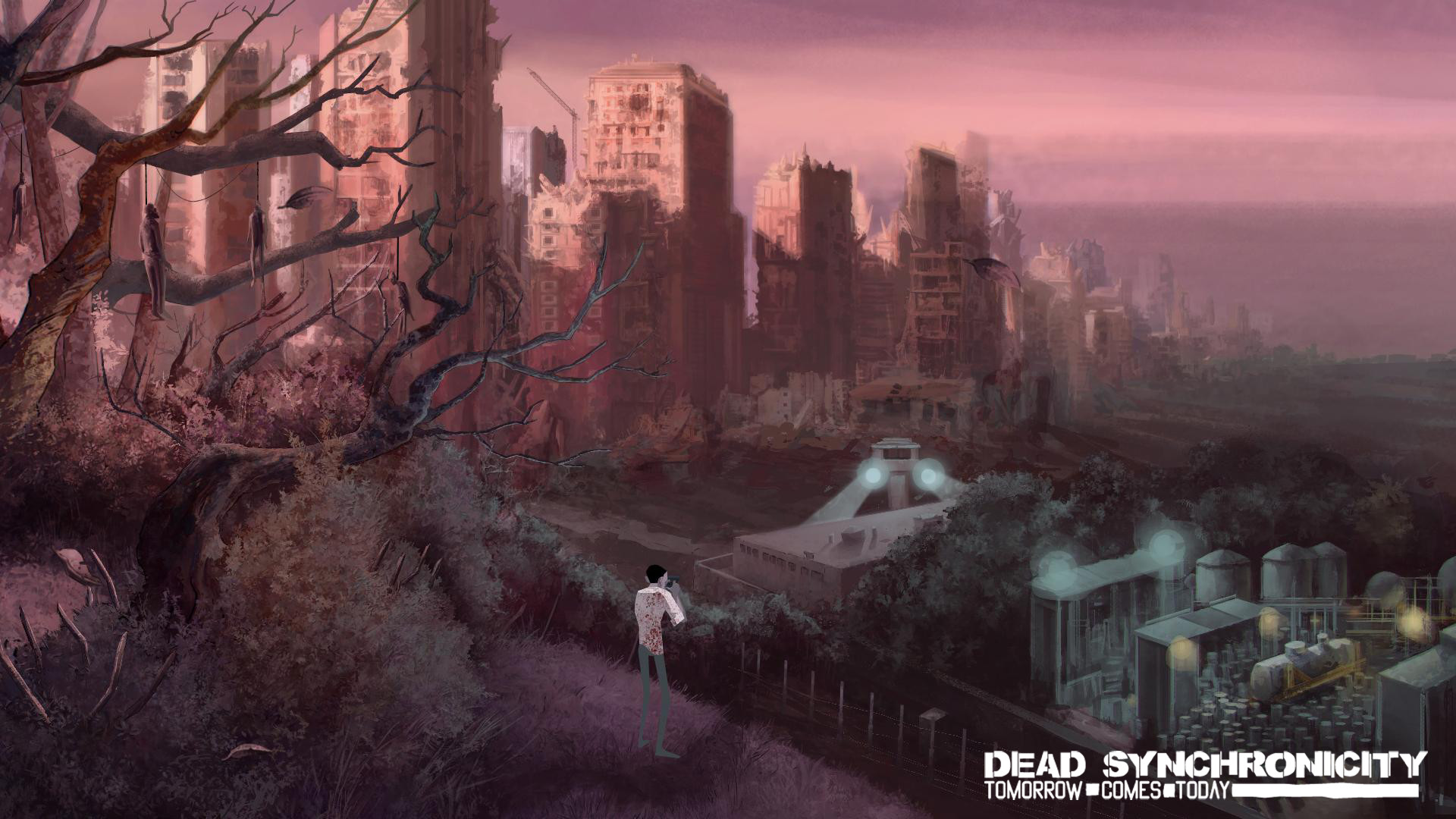 Dead Synchronicity: Tomorrow comes Today - скриншоты