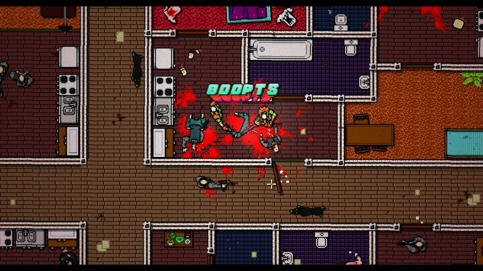 Hotline Miami 2 – сюжет