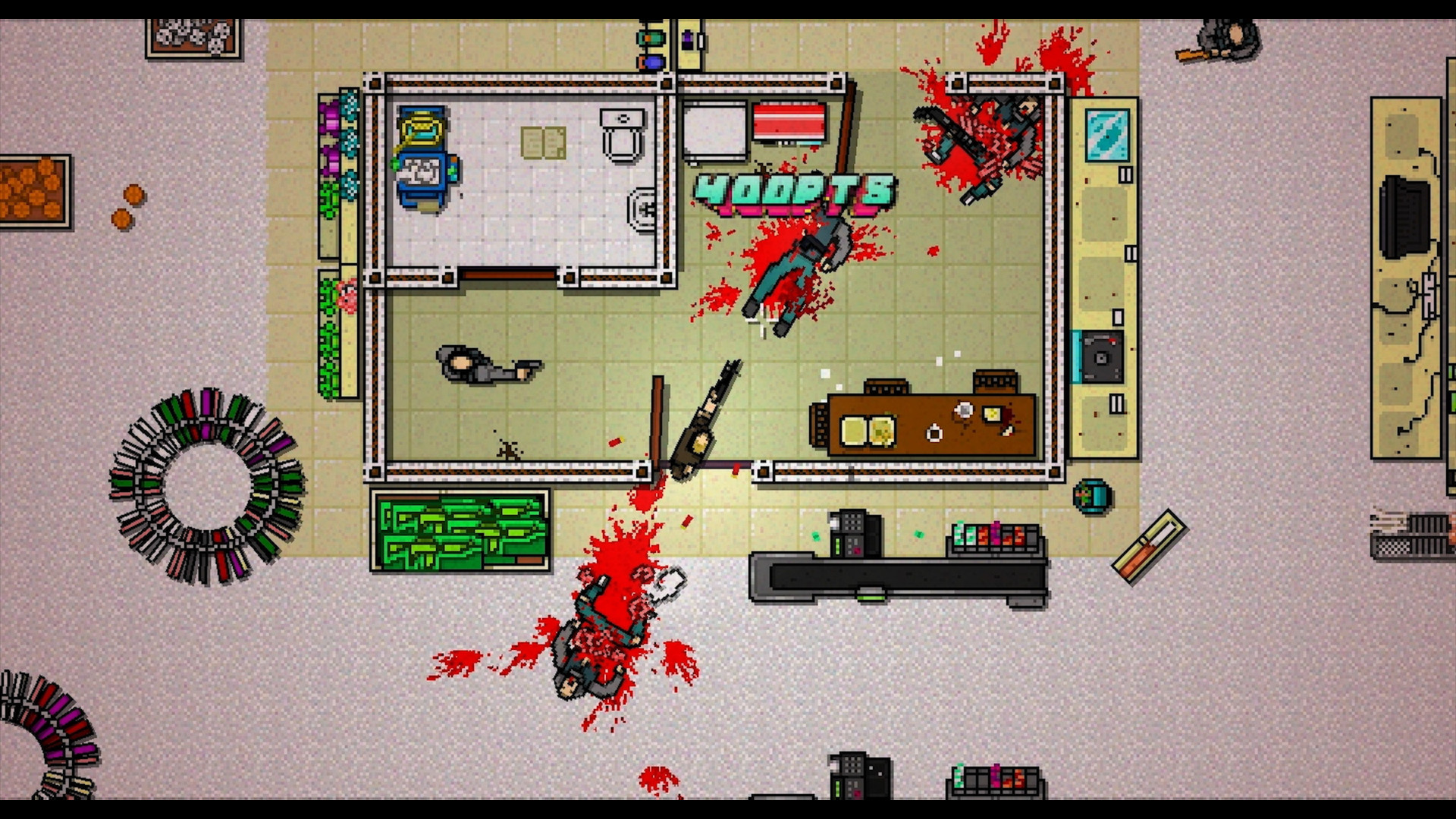 Hotline Miami 2 - картинки