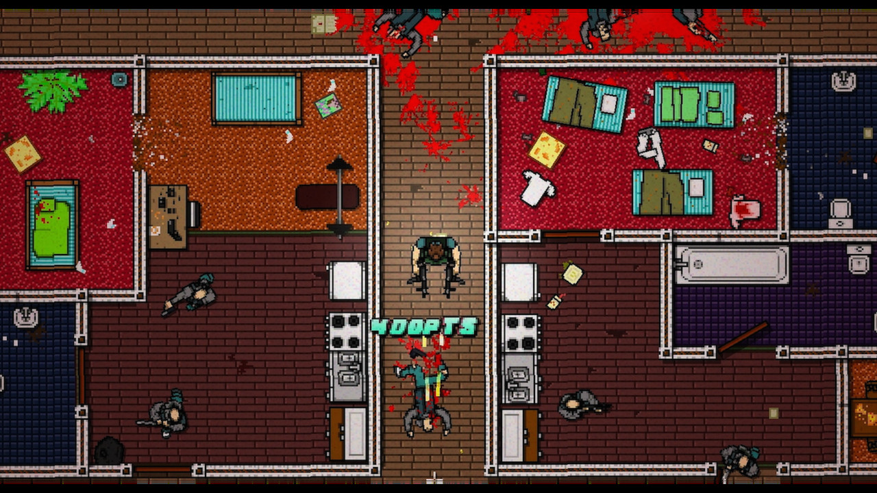Hotline Miami 2 видео