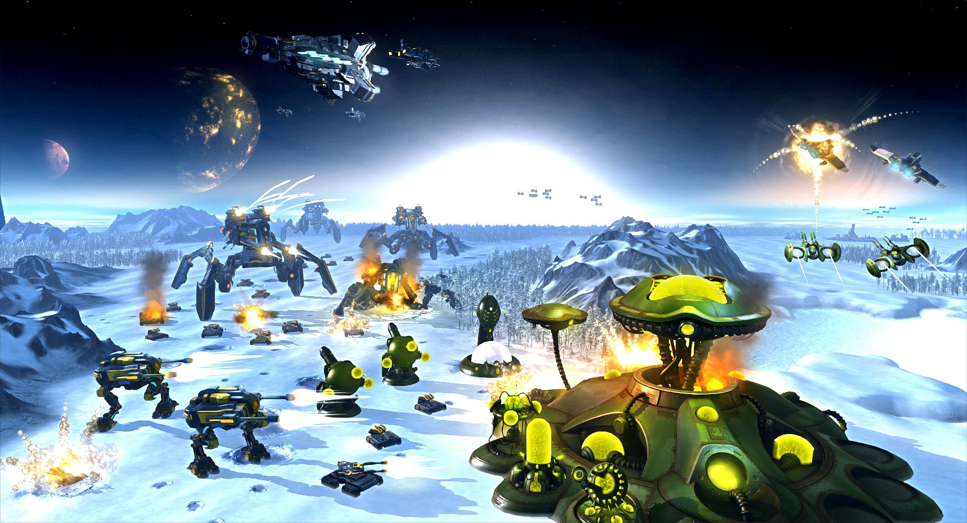 Etherium - скриншоты
