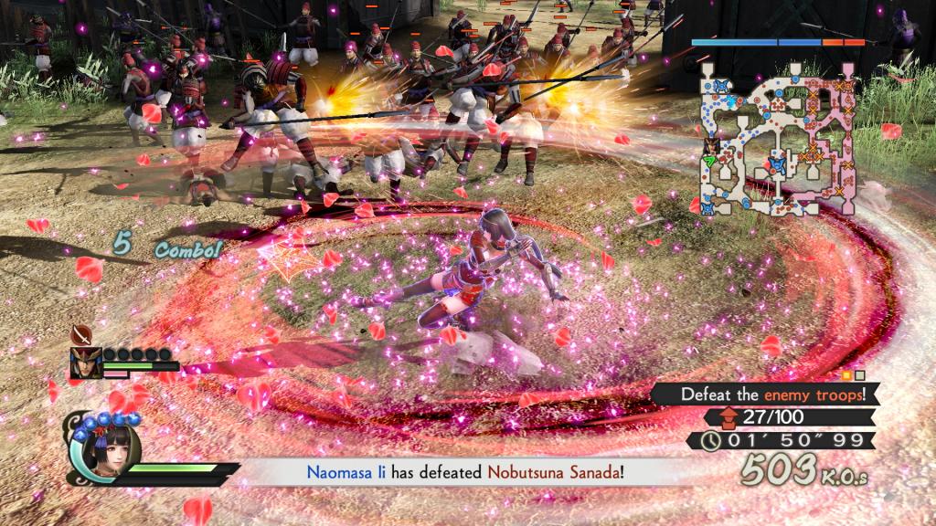 Воины Самураи 4-II