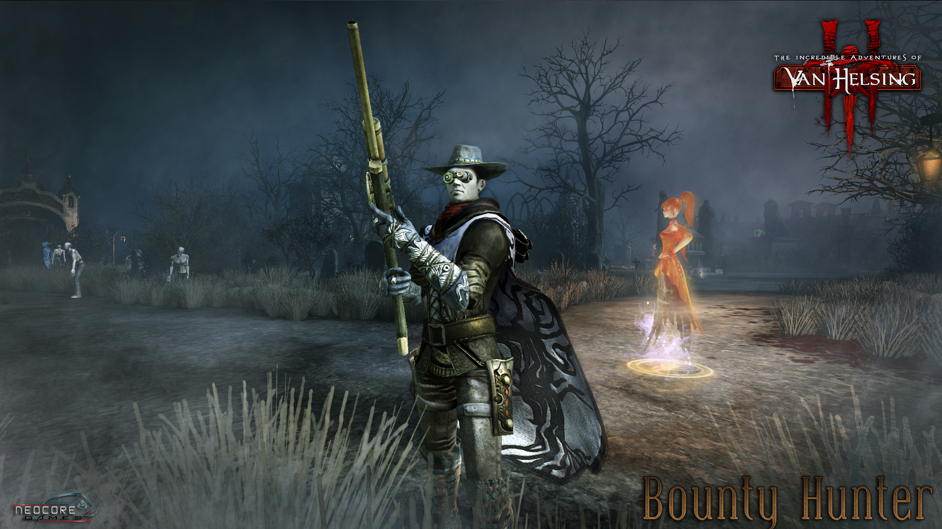 Состоялся релиз игры The Incredible Adventures Of Van Helsing 3