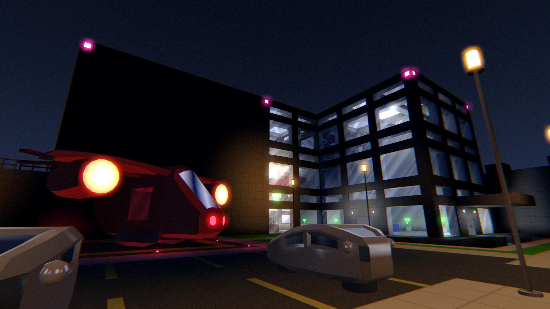 Обзор на игру NEON STRUCT – бывший шпион в бегах