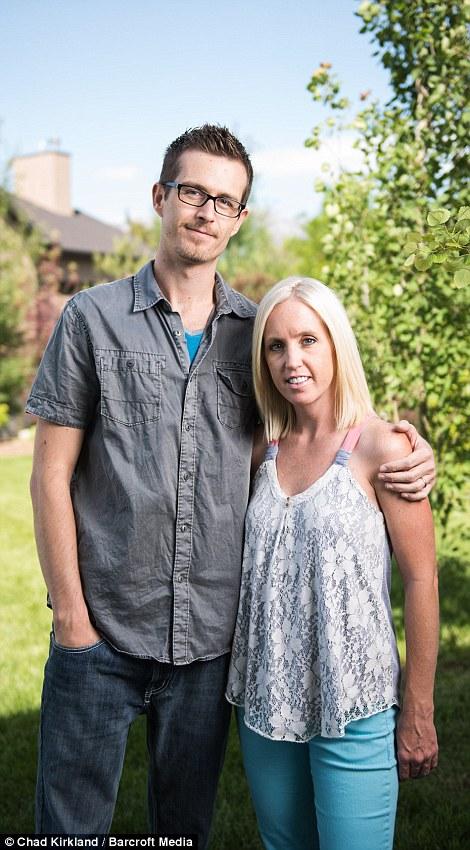 Тайлер с женой