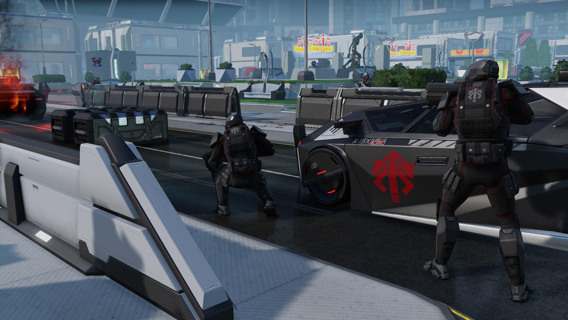 Солдаты из XCOM 2