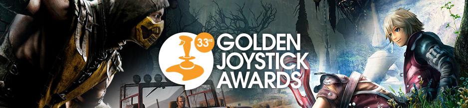 Golden Joysticks Awards 33 (2015): проголосуй и получи BioShock Infinite за 1$