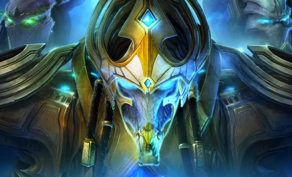 Артанис неожиданно покинул Star Craft 2: Legacy of the Void