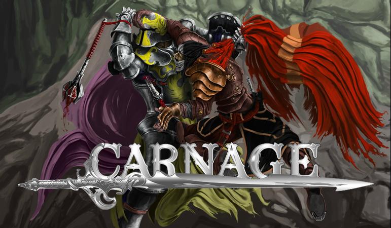 Carnage (Резня, Каряга, Карнаж) - одна из самых древних браузерных MMORPG